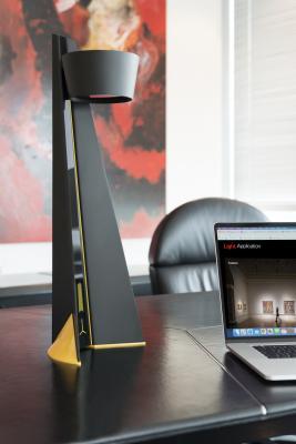 Lampada Mya, in collaborazione con Lamborghini - Foto: iGuzzini illuminazione