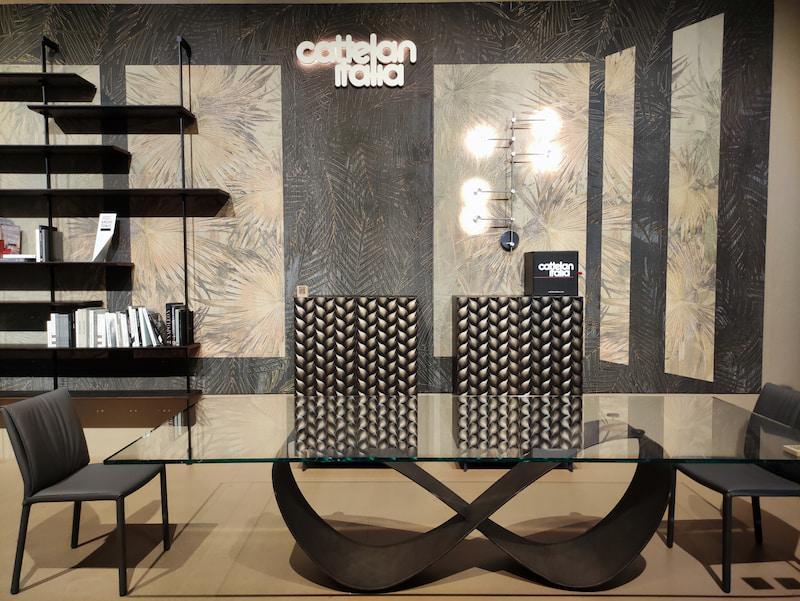 Cattelan Italia al Salone del Mobile