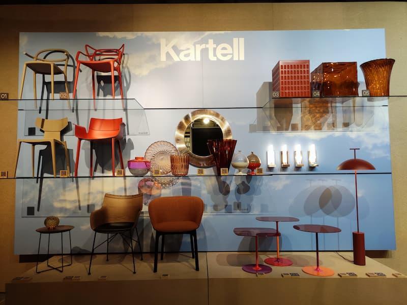 Kartell alla Milano design week