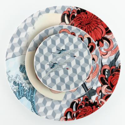 Collezione Wallpaper, Fuji by A. Castrignano - Foto: Weissestal