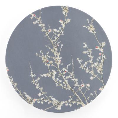 Collezione Wallpaper, piatto Sakura by A. Castrignano - Foto: Weissestal