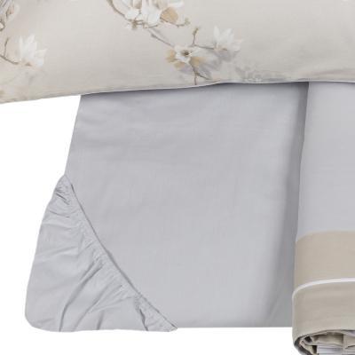 Completo lenzuola Panta Rei, colore Naturale - Foto: Fazzini