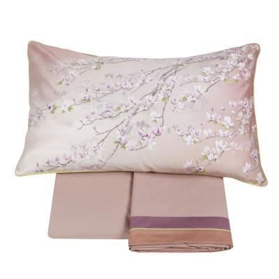 Completo lenzuola Panta Rei, colore Rosa - Foto: Fazzini