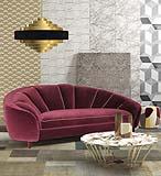 Divano Art Deco - Ruby - Moranti