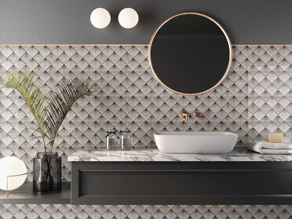 Art Deco tiles - Gatsby - Mainzu