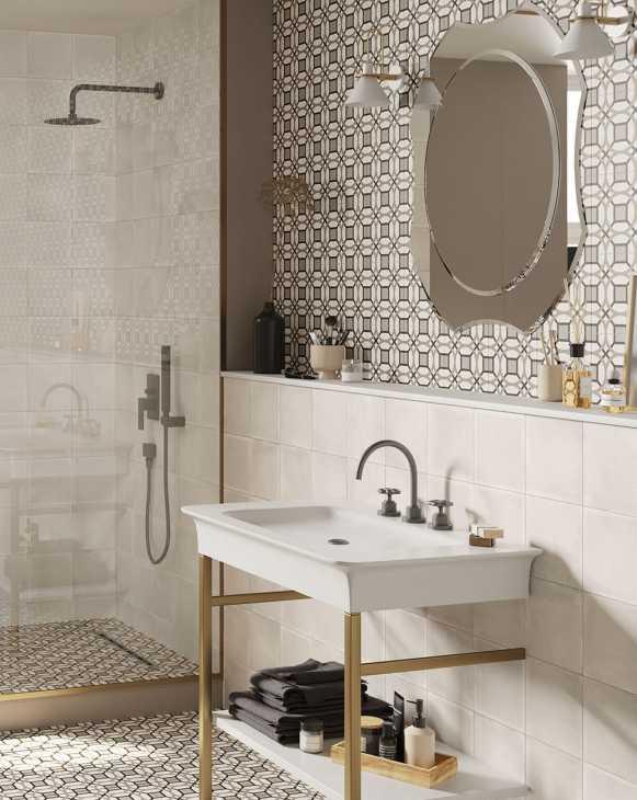 Art Deco style - Hyperceramic - Deco Epoque wall tiles
