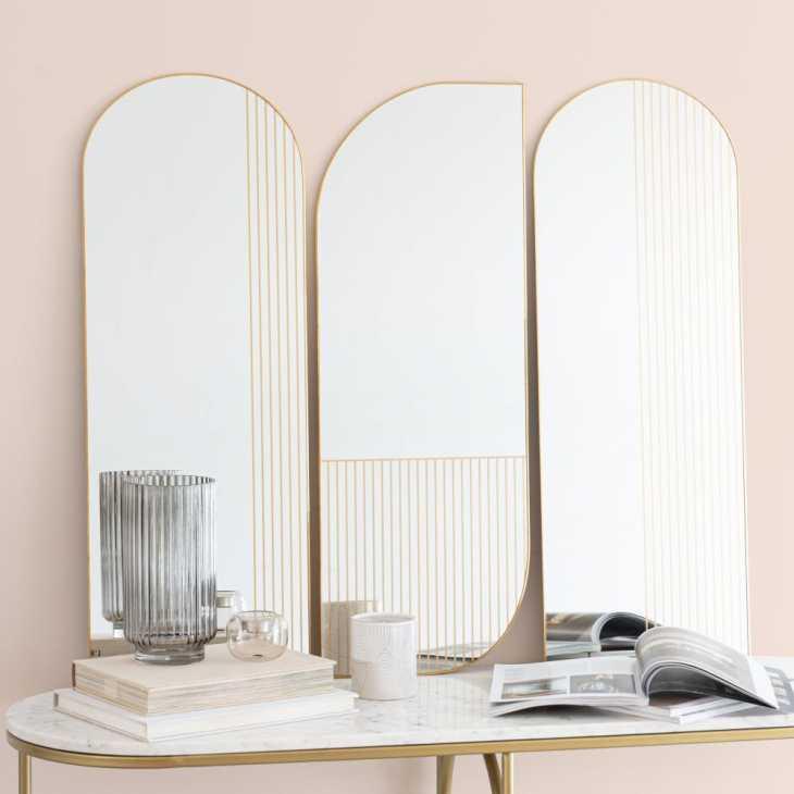 Art Deco style - Augustine mirror - Maisons du Monde
