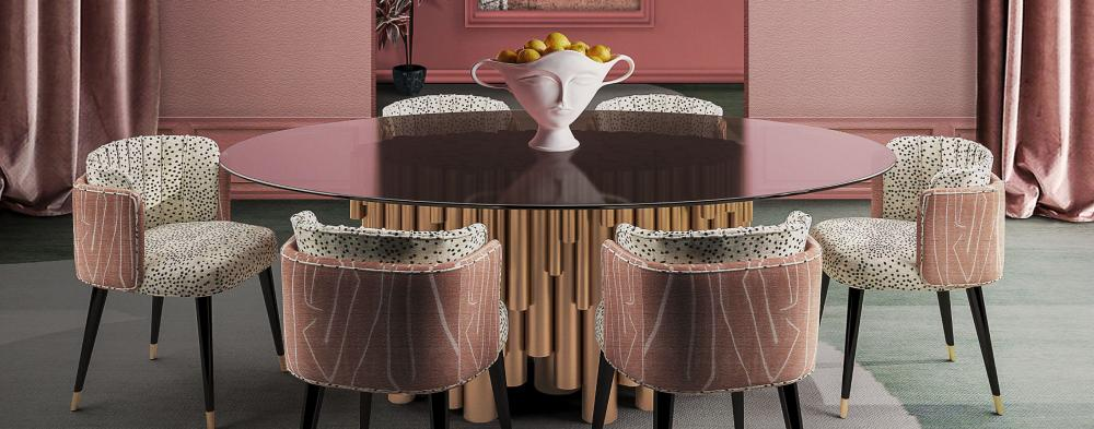 Sedia da pranzo Art Deco - Anita - Ottiu