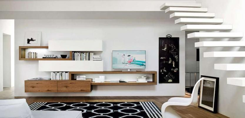 Arredare in stile minimal, PIROI, Day Collection 11