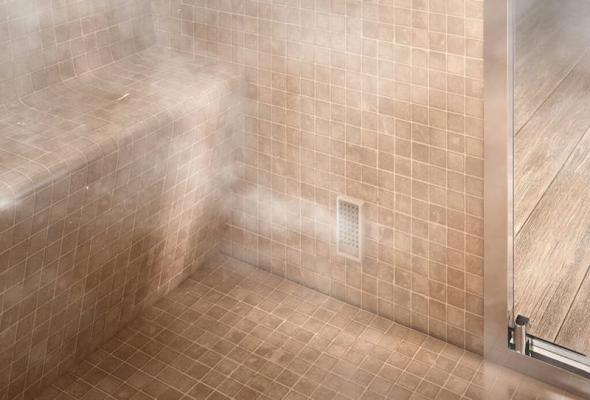 Generatore interno per bagno turco in casa, Hammam Plus Home by Albatros Wellness