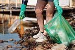L'inquinamento da plastica sta diventando un enorme problema