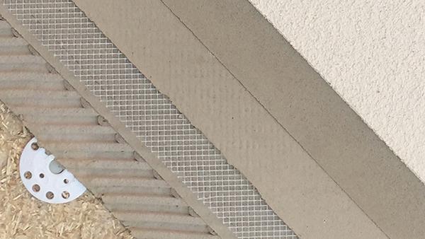 Estratigrafía del Abrigo Aislante de Calcecanapa de La Banca della Calce