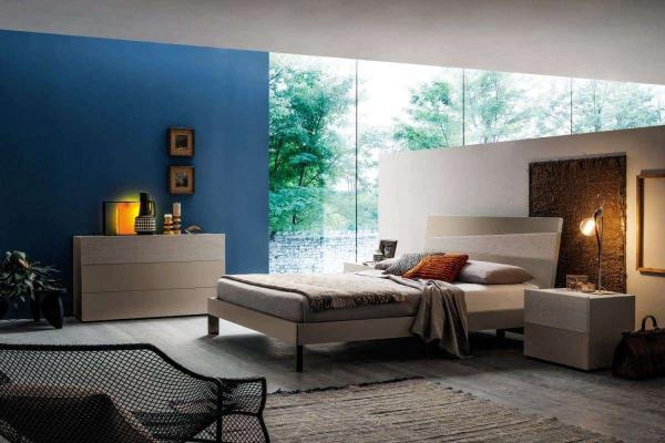 Camera letto legno laccato Zip Taj - Napol