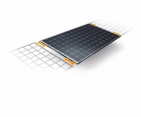 Pannelli fotovoltaici con tecnologia back-contact, modello Hit Powerful, Panasonic