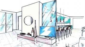 Come progettare un open space a pianta irregolare