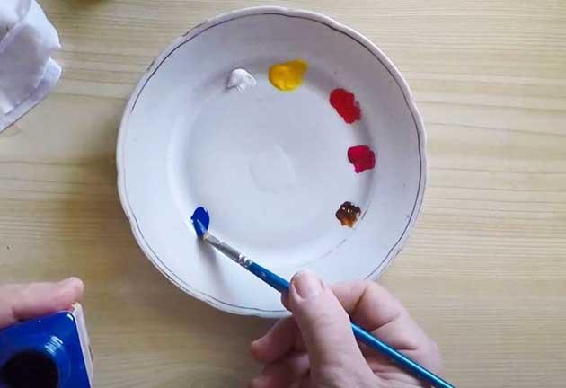 Paleta de colores de Art a mi manera