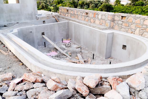 Gebäudemissbrauch und Abrissbefehl