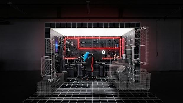 Soluciones de juegos Ikea y ROG - Foto: Ikea