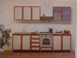 Arredal- Cucina componibile in alluminio.