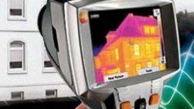L'infrarosso a servizio dell'edilizia