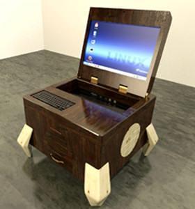 Computer Cube di Giorgio Guidi