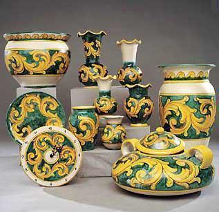 Conoscere la ceramica Vietrese: vasi Vietresi