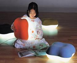 La lampada cuscino
