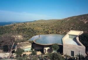 roof-pond Turchia