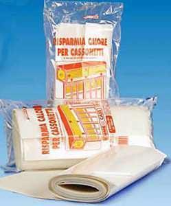 Il risparmio energetico faidate: il materiale faidate per isolare i cassonetti