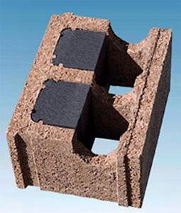 blocco cementolegno