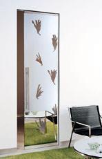 Porte scorrevoli - Porte a specchio a scomparsa ...