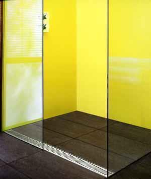 Design e funzionalita 39 per docce moderne - Doccia senza piatto doccia ...