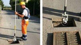 Riparazioni e sostituzione di fognature senza scavi