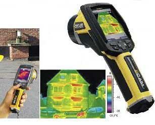 Come disporre di attrezzature adeguate senza doverle acquistare: la termografia di un edificio