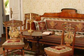 Divani antichi ebay idee per il design della casa for Piccoli mobili antichi
