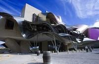 Frank Gehry_ Hotel Marques de Riscal.