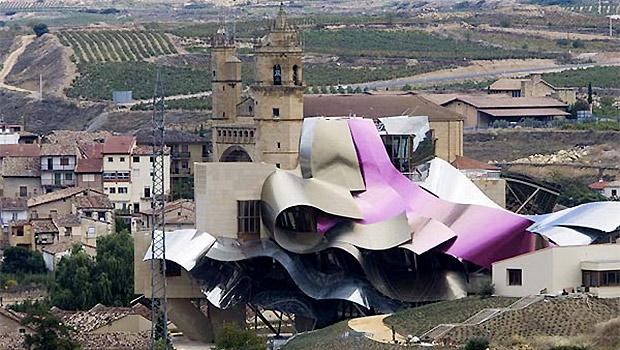 Frank Gehry_ Hotel Marques de Riscal