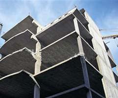 Cementi speciali: una struttura trattata con cemento speciale