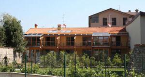 edificio residenziale Colognola (BG)