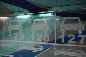 parcheggio plaza canovas