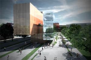 Campidoglio 2 ( Mario Cucinella Arcitects / Studio Altieri) : immagine tratta dal sito www.mcarchitectsgate.it