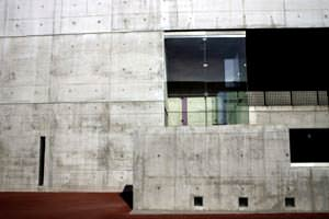 Opere di Architettura in CLS faccia a vista