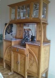 Stile liberty - Art nouveau mobili ...