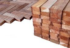 Parquet in legno.
