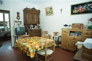 arredamento con mobili antichi