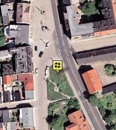 Magdeburgo_ Salbke  district, area dell'intervento.