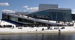 Oslo_ Opera & Ballett. Studio Snohetta.