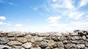 Murature in pietra naturale