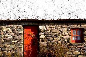 Abitazione rurale in muratura di pietra naturale