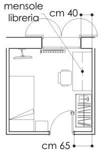 Regole progettuali - Camera da letto singola ...